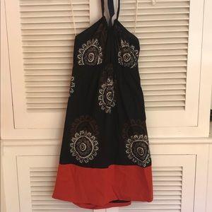 Tocca Halter Dress